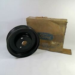 Nos Oem Ford 1964 Thunderbird C4sz-6a312-b 390 Ac Crank Outer Pulley
