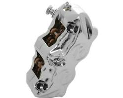 Performance Machine 0052-2405-ch Radial Mount Front/left Brake Calipers - Chrome
