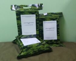 Set Of 6 Russian Army Military Mre Dry Ration Mountain Fsb Gru Daily Reinforc