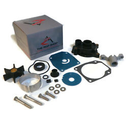 Water Pump Impeller Kit For 1989-1994 Evinrude, Johnson 45, 55 Hp Outboard Boat