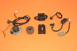 1998 98 Kx250 Kx 250 Electrical System Cdi Stator Flywheel Ignition Coil Wiring