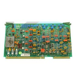 Triangle Package Machinery Co 90wb8007aa Analog Circuit Board 79000-39 X09