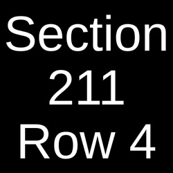 4 Tickets Elton John 2/1/22 T-mobile Center Kansas City Mo