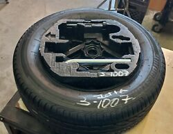 2011-2016 Vw Jetta Tire Wheel Rim 15x6 Full Size Spare 195/65/r15 With Jack Tool