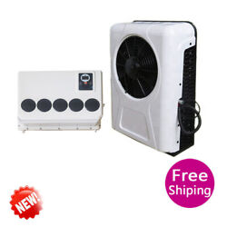 Universal 12 Volt Air Conditioner For Car Tractor Trucks Motorhome White
