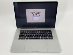 Macbook Pro 15 Touch Bar 2017 2.9ghz I7 16gb 2tb Ssd - Good Cond. - Russian Kb