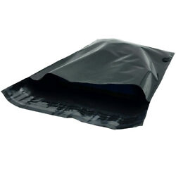 Black 8800 19x24 Poly Mailer Plastic Envelopes Polybags Polymailer 2 Mil Bags