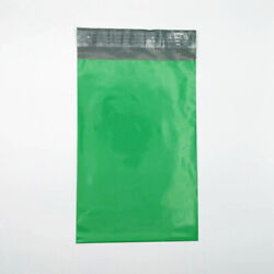 Green 8800 19x24 Poly Mailer Plastic Envelopes Polybags Polymailer 2 Mil Bags