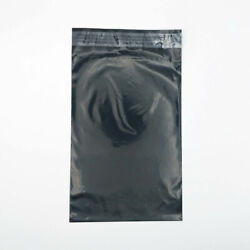 48000 Black Poly Mailer 9x12 Plastic Shipping Mailing Polybag 2 Mil