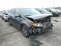 Trunk/hatch/tailgate Touring Elite Fits 14-17 Odyssey 1913936