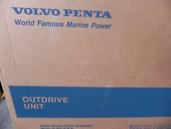 Volvo Penta Stern Drive Complete Dps-b 232 To 1 Ratio P 22090411 Light Use