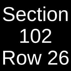 3 Tickets New York Giants @ New Orleans Saints 10/3/21 New Orleans La