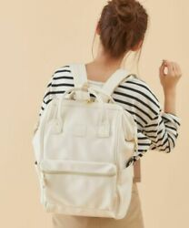 Anello Women Bag Retro Casual Backpack School Bag Student Faux Leather Bag Japan $56.99