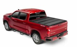 Bak Bakflip Mx4 Truck Bed Cover 6and03910 For 20-21 Silver/sier 2500/3500hd 82.2 Bed