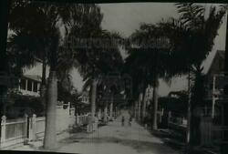 1929 Press Photo New Providence, Nassau Cut Off From Outside World By Hurricane