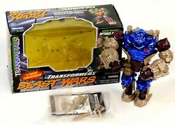 Transformers Beast Wars Transmetals Optimus Primal Complete With Box 1997