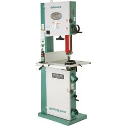 Grizzly G0640x 17 2 Hp Metal/wood Bandsaw W/inverter Motor