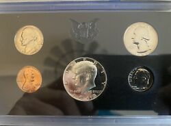 1968 S United States Us Mint Clad Proof Set In Mint Packaging Free Shipping