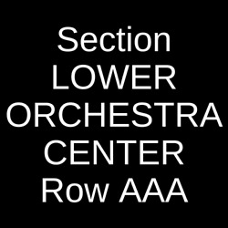 2 Tickets Jim Gaffigan 12/31/21 Orlando Fl