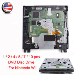 For Nintendo Wii Replacement Dvd Rom Disc Drive Board Laser Lens 1/2/4/5/7/10x