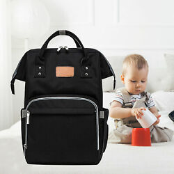 Multi Function Waterproof Travel Backpack Diaper Bags for Baby Care Mom Wide Use $18.20