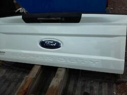 Trunk/hatch/tailgate With Tailgate Step Fits 17-19 Ford F250sd Pickup 168343