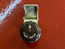 Nos Vintage 20-30s 1940andrsquos Under Dash Fog Light Switch Chevy Ford Accessory Dodge