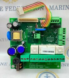 Coffin World Water Sys Sbba9019 Smart Bilge Pcb 1090108 Water Separator A040804