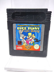 Gameboy Color Game -bugs Bunny And Lola Operation Carrots Module 11278481
