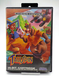 Sega Mega Drive - Disney´s Tale Spin Boxed / Without Instructions 11175346