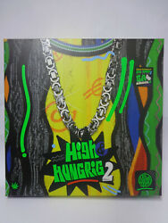 Music Cd - High And Hungry Om Nom 2 Limited Fan Edition Gzuz And Bonez Mc 11242321