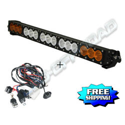 27 Inch 150w Cree Led Light Bar Combo Beam Offroad Driving Lamps 4x4wd Truck Suv
