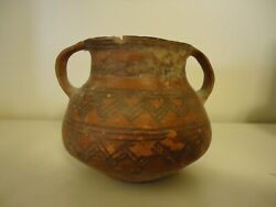 Antique Pottery Vase 2 From Tomb Of 1st Emperor Of China From 221 Bc