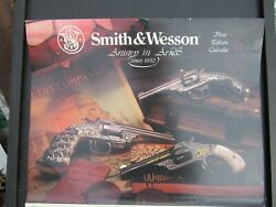Smith And Wesson 1992 Hand Gun History Calendar