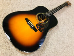 [discontinued] Morris M-12ii Ts / Morris Acoustic Guitar Top Single Plate [with