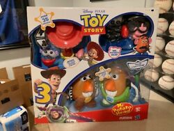 Mr. Potato Head Toy Story 3 New In Box