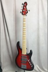 Used Atelier Z Beta 5 D Plus Custom Electric Bass Guitar From Japan