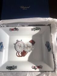 Chopard Collection 1000 Miglia Porcelain Tray Limited 500 Pieces