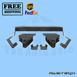 3.5 Front Spring Hanger Syst W/ Shocks Fabtech For Ford F250 4wd 01-04