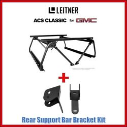 Leitner Classic Active Cargo System + Bracket Kit For 19-21 Gmc Sierra 6-6 Bed
