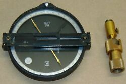 Keuffel And Esser Surveying Compass With Carry Case