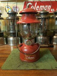 Coleman Model 200a Dated 1/59