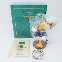 Wdcc 1994 Admiral Duck From Sea Scouts Animatorand039s Choice Donald Duck Figurine