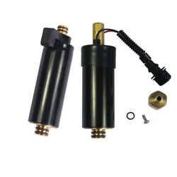 Set Of 2 Electric Fuel Pump Assembly 21608511 High Low Fit For Penta Volvo 5.7 5