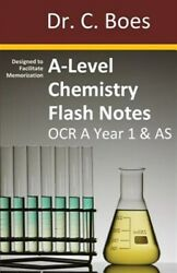 A-level Chemistry Flash Notes Ocr A Year 1 And As Condensed Revision Notes - ...