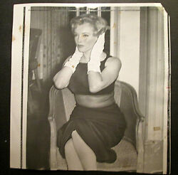 Marilyn Monroe Original 1950,s To 60,s Press Photo Collection Photo 2