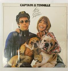 Captain And Tennille Love Will Keep Us Together Lp Vinyl Record