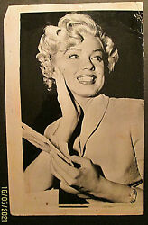 Marilyn Monroe Original 1950,s To 60,s Press Photo Collection Photo 5