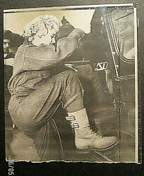 Marilyn Monroe Original 1950,s To 60,s Press Photo Collection Photo 7