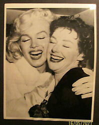 Marilyn Monroe Original 1950,s To 60,s Press Photo Collection Photo 10